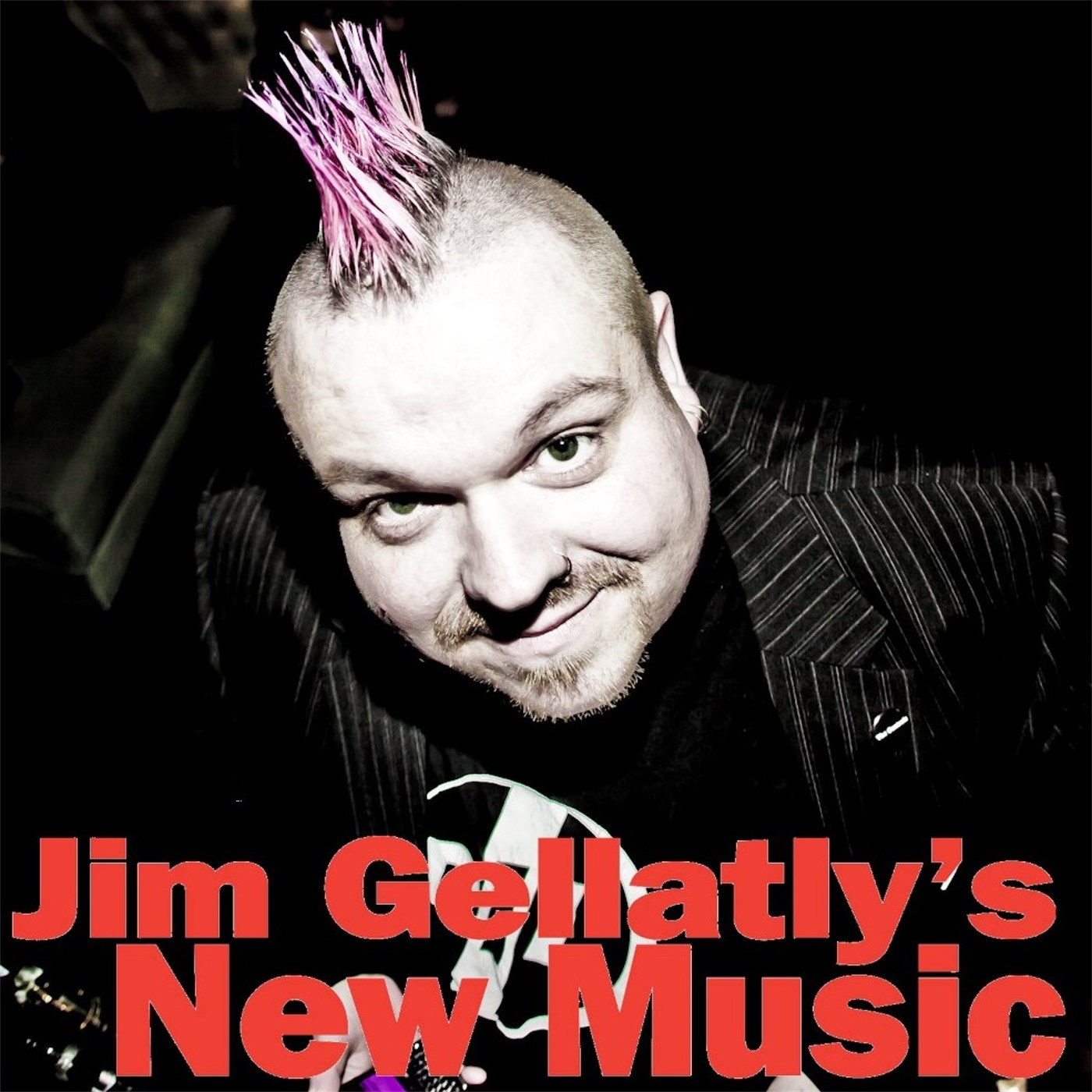Jim Gellatly's New Music